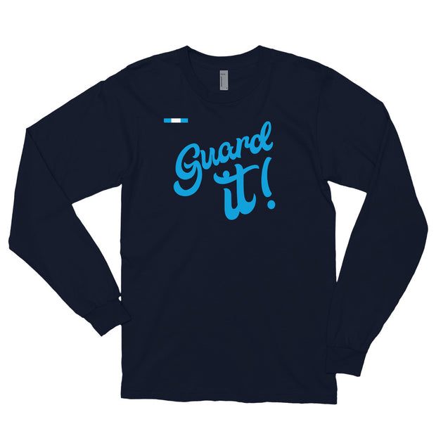 Gateway 'Guard It' l/s t-shirt