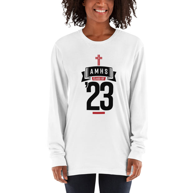 AMHS 'Class of '23' American Apparel l/s shirt