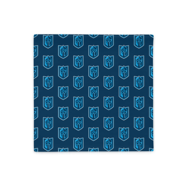 Gateway Guardians blue pillow case