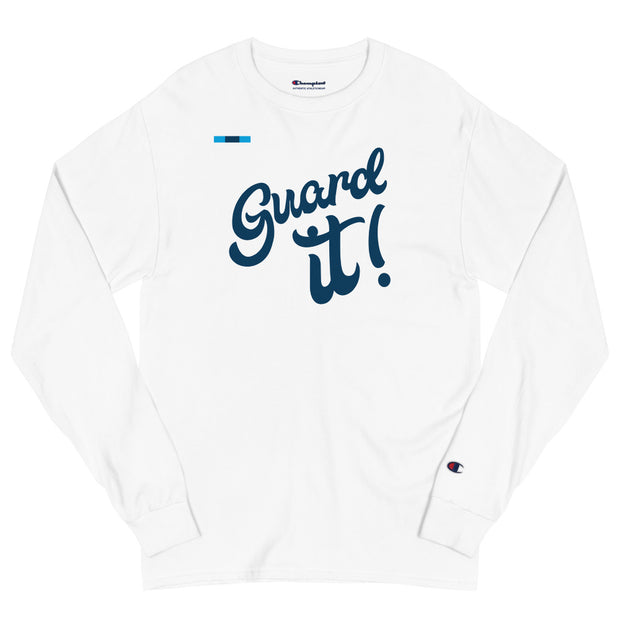Gateway 'Guard It' Champion® l/s shirt