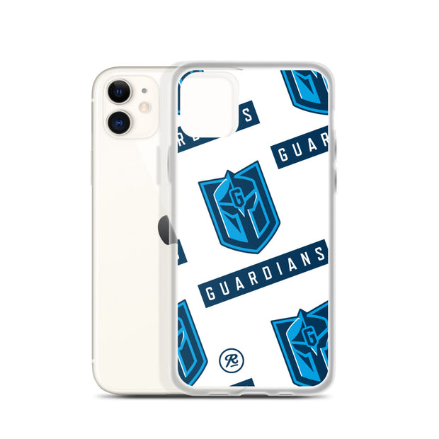 Gateway 'Icon' white iPhone case