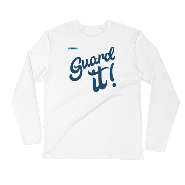 Gateway 'Guard It' l/s fitted crew