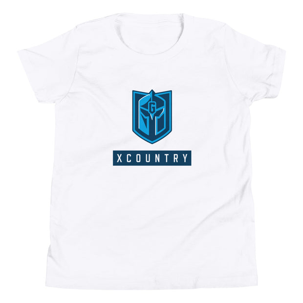 Gateway 'Icon' X Country youth t-shirt