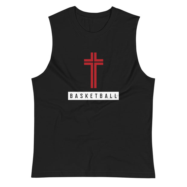 AMHS 'Icon' Basketball muscle shirt