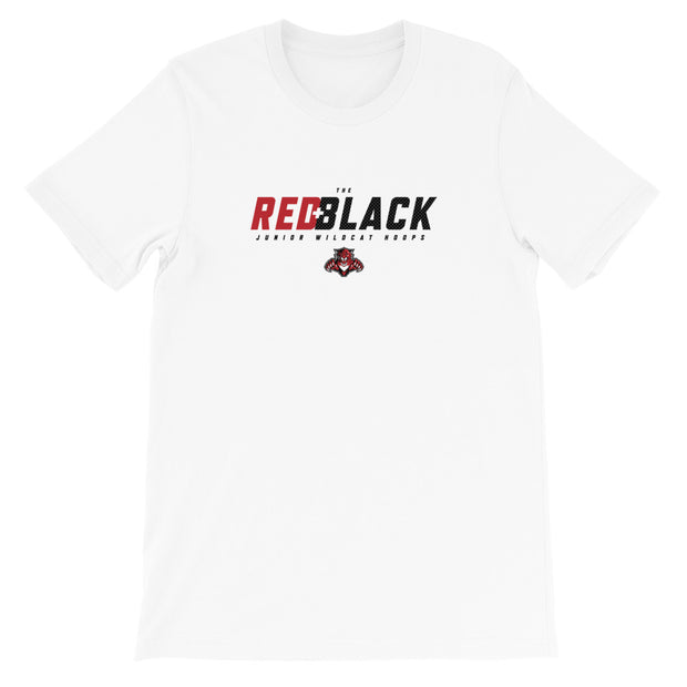 JWB 'The Red+Black' t-shirt