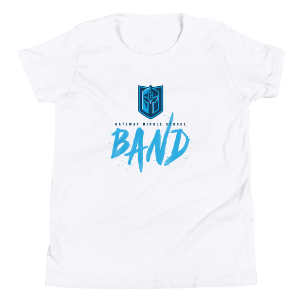 Gateway Band 'Haze' youth t-shirt