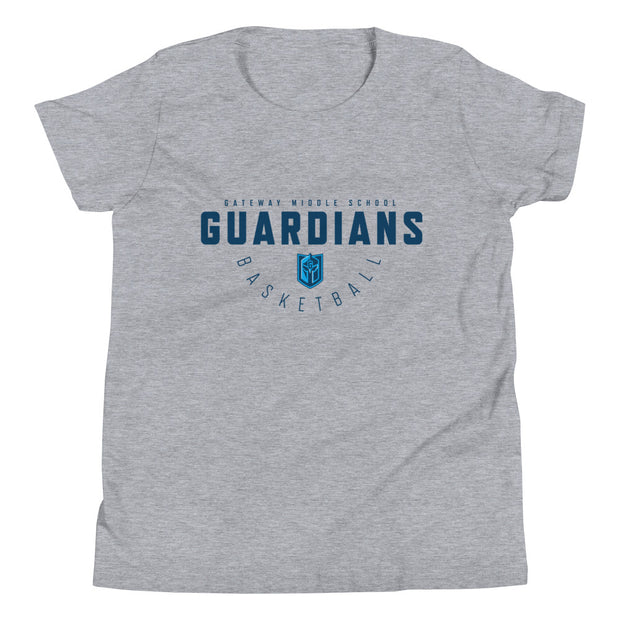 Gateway 'Hoops Classic' youth t-shirt