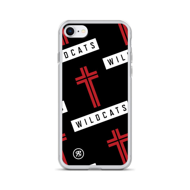 AMHS 'Icon' black iPhone case