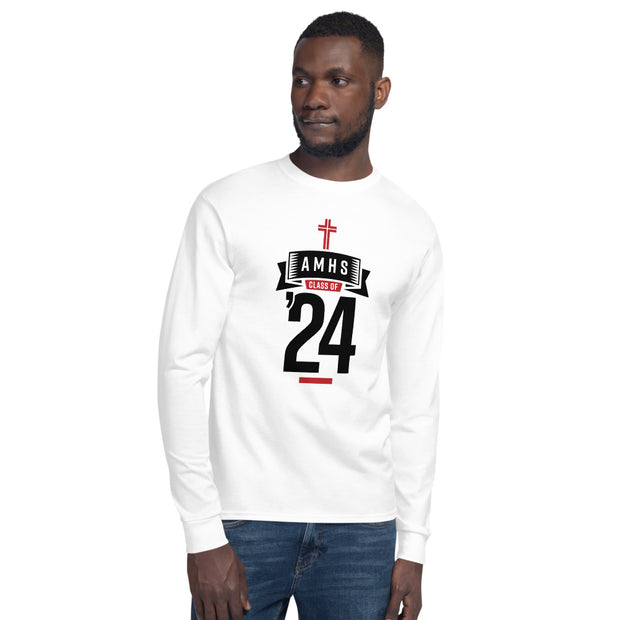 AMHS 'Class of '24' Champion® l/s shirt