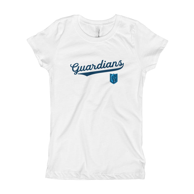 Gateway 'VNTG ATHL' girls t-shirt