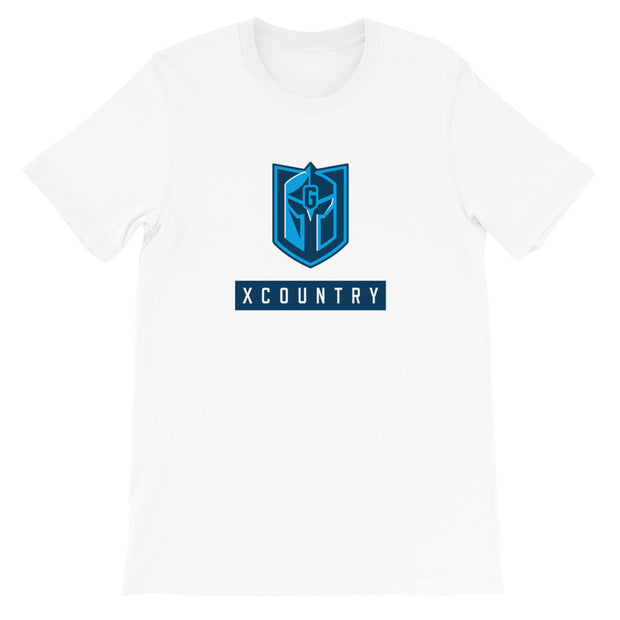 Gateway 'Icon' X Country unisex t-shirt