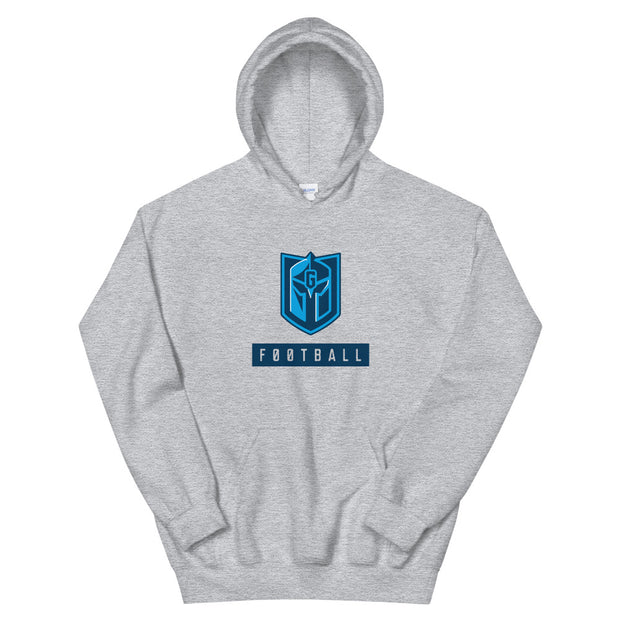 Gateway 'Icon' Football hoodie