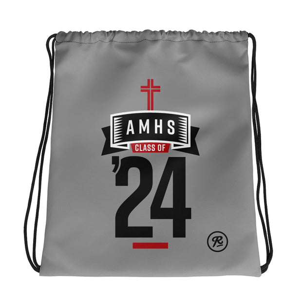 AMHS 'Class of '24' cinch bag (g)
