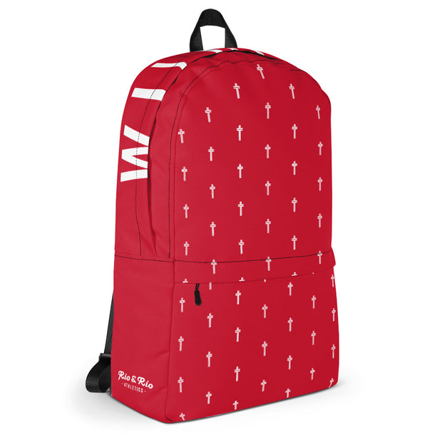 AMHS 'The Cross' medium-sized backpack (w/r)