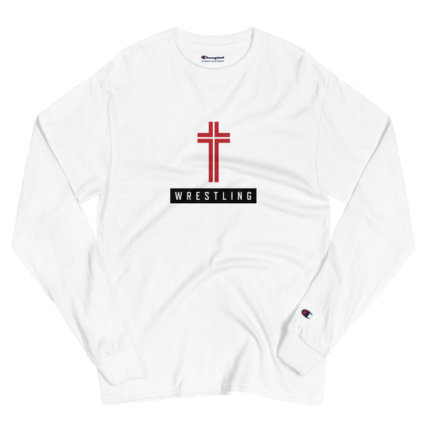 AMHS 'Icon' Wrestling Champion® l/s shirt