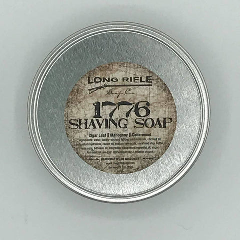 Shaving Soap Puck - 1776 - Men's Grooming