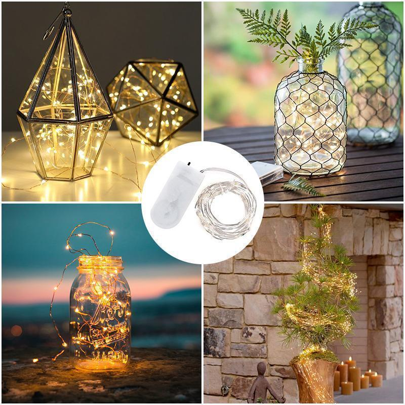 Firefly Bunch Lights OUTDOOR LIGHTS smartsaker