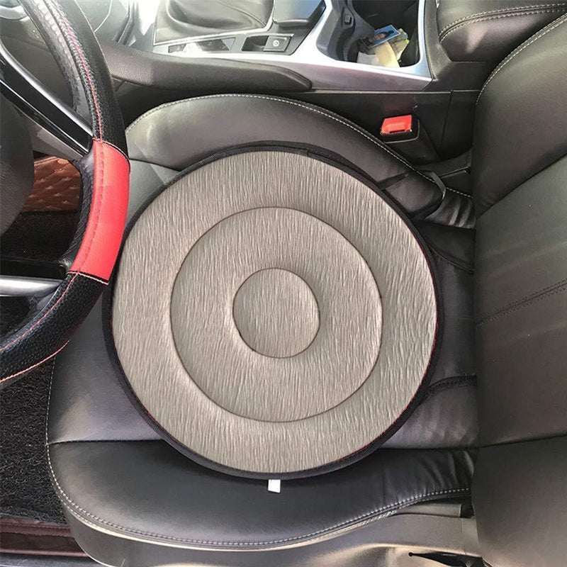 360° Rotating Seat Cushion CAR PRODUCTS AND TOOLS Smart saker beige