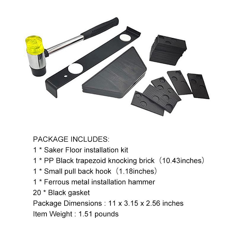 Saker Floor installation kit CAR PRODUCTS AND TOOLS Smart saker