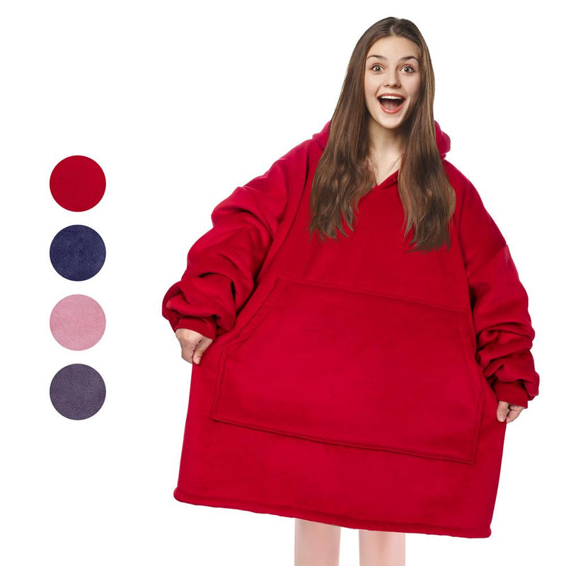 Comfybear Oversized Blanket Sweatshirt For Adults & Children OTHER LIFE TOOLS Smart saker