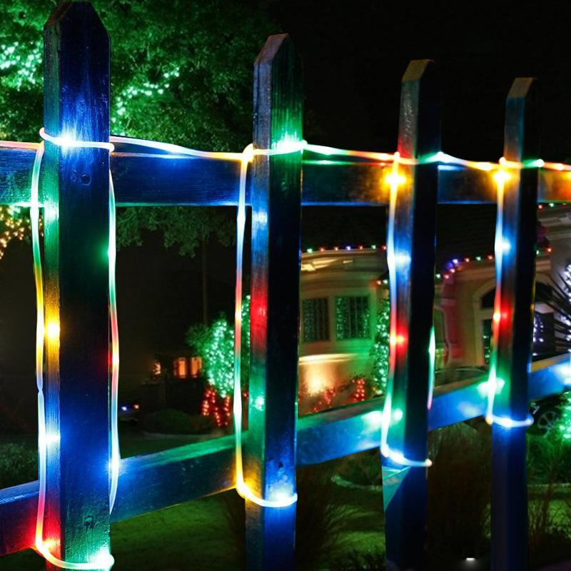 Solar Strips Light For Garden OUTDOOR LIGHTS Smart saker