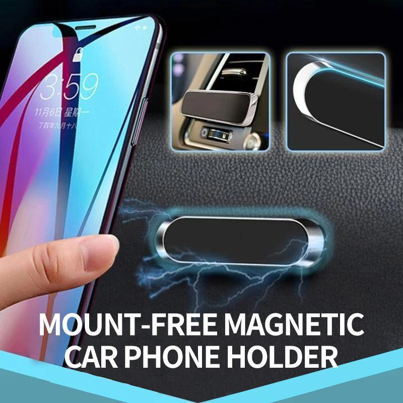 Mini Magnetic Car Mount Phone Holder CAR PRODUCTS AND TOOLS Smart saker