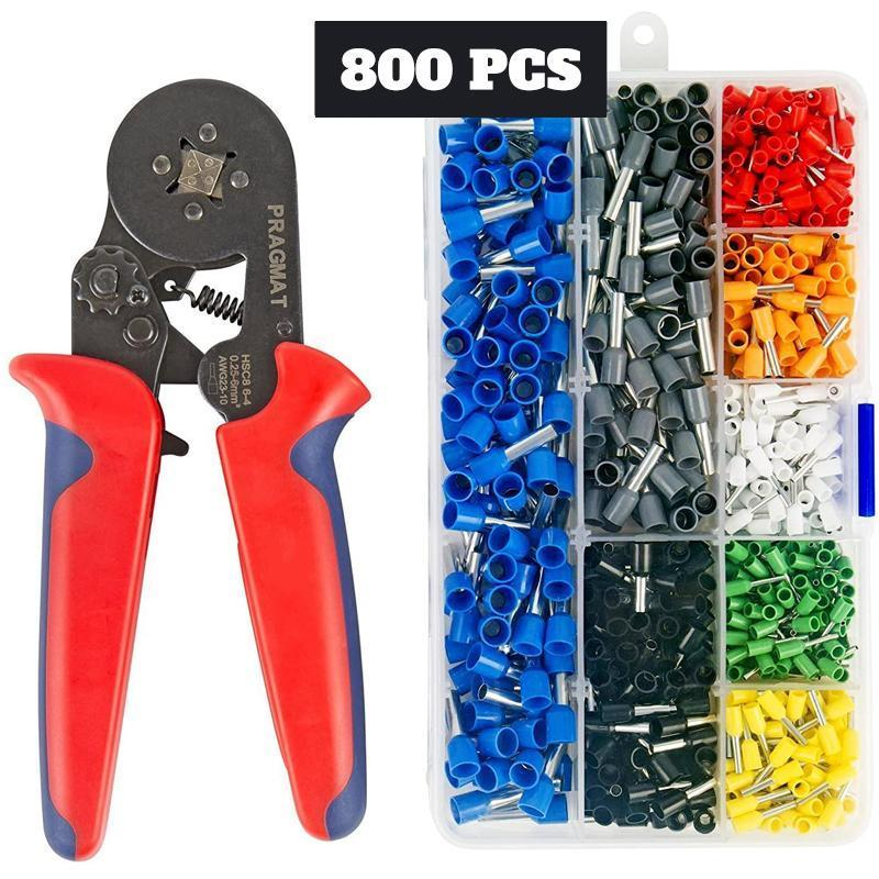 Crimping Pliers Tool Kit OTHER HAND TOOLS Smart saker