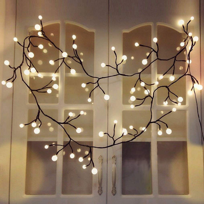 Christmas Fairy String Lights HOME DECORATIVE LAMPS Smart saker