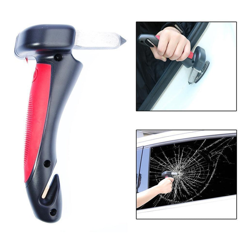 2 in 1 Car Escape Hammer & Door Handle CAR PRODUCTS AND TOOLS Smart saker