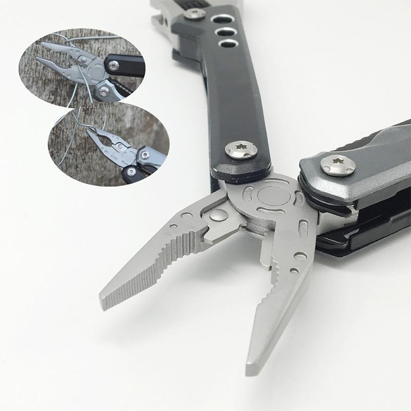 Multi-function Outdoor Folding Wrench MULTITOOLS Smart saker