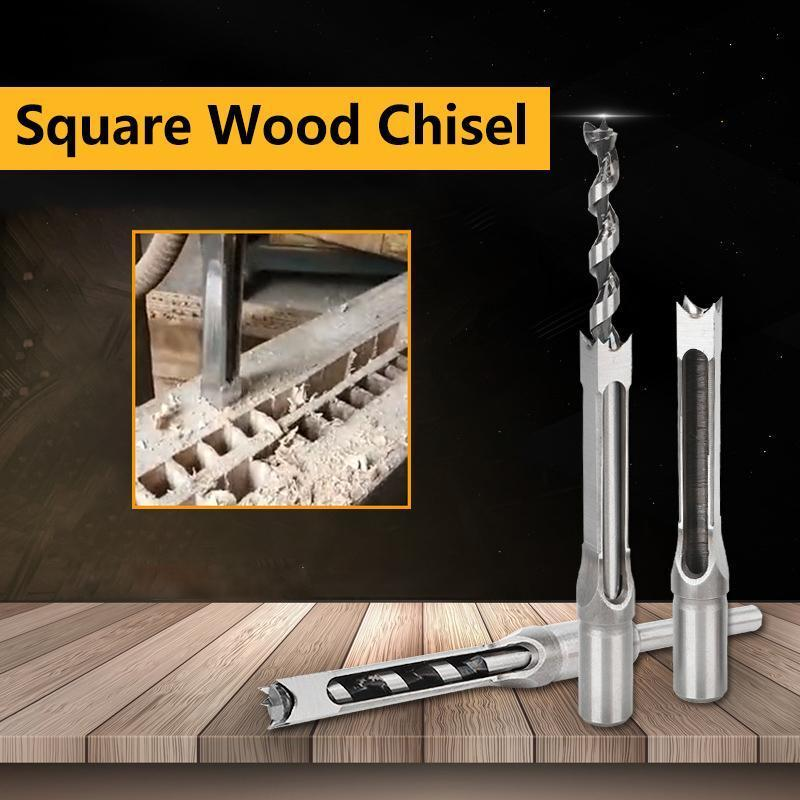 Square Wood Chisel DRILLS & DRIVERS Smart saker