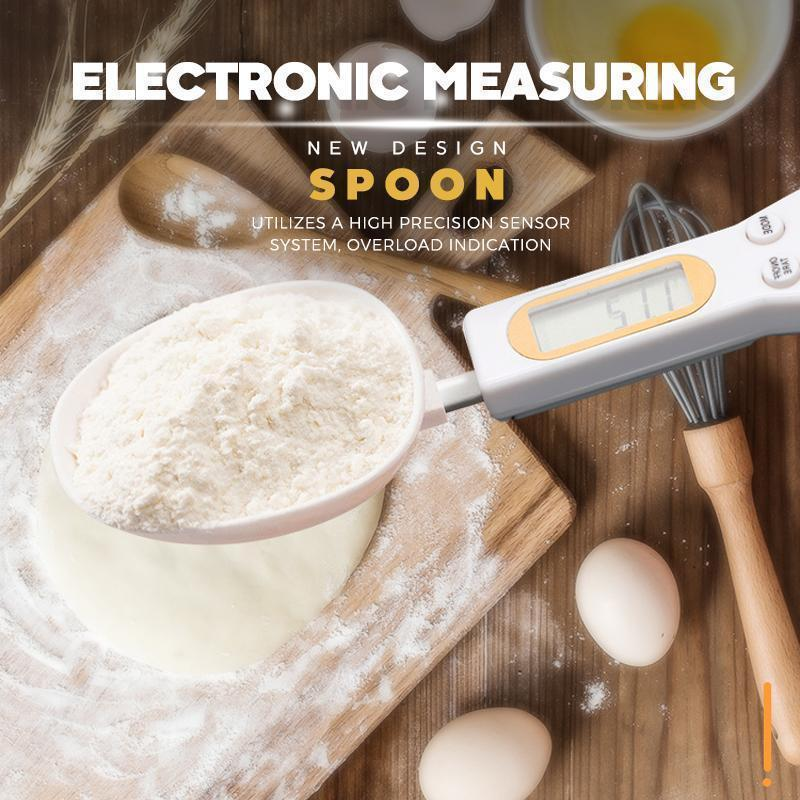 Electronic Measuring Spoon ELECTRONIC PRODUCT TOOLS smartsaker