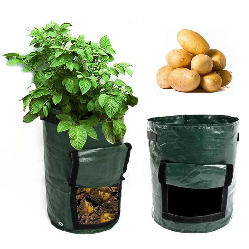 Potato Grow Planter Bag RAISED GARDEN BED Smartsaker