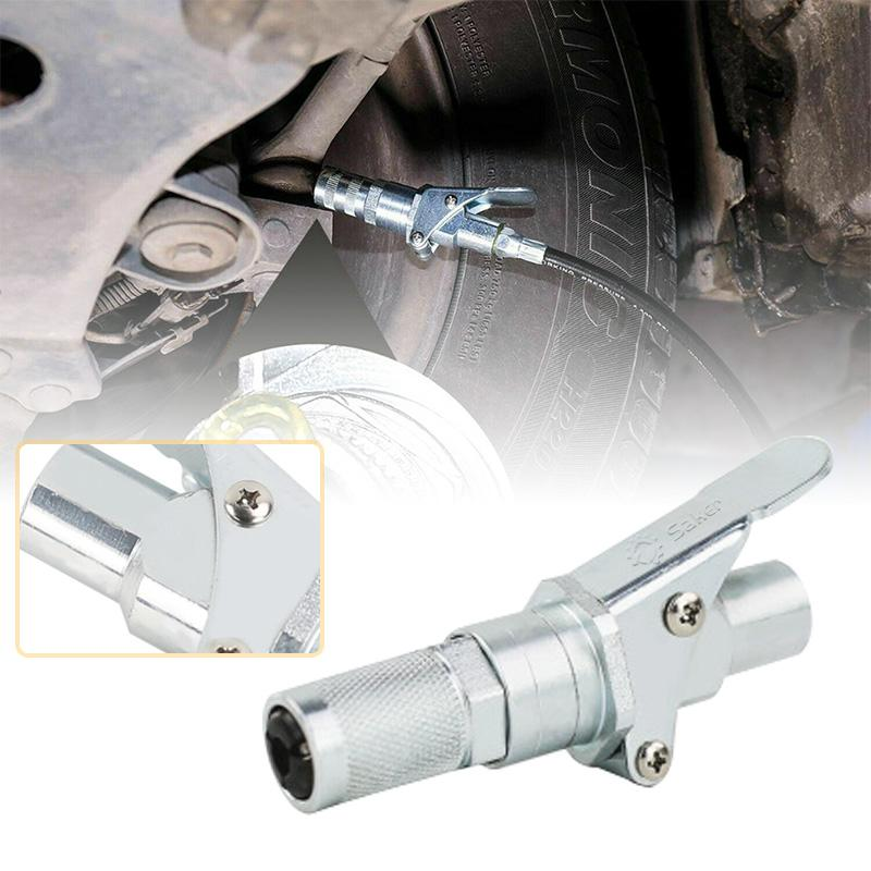 Saker High Pressure Grease Gun Coupler CAR PRODUCTS AND TOOLS Smart saker