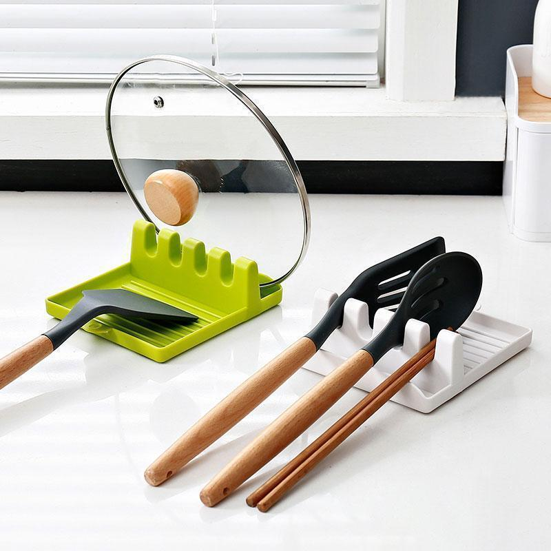 Multifunction Kitchen Spatula Rack KITCHEN TOOLS smartsaker