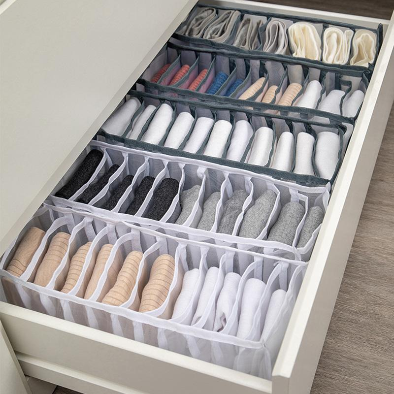 Underwear Storage Compartment Box Smart saker