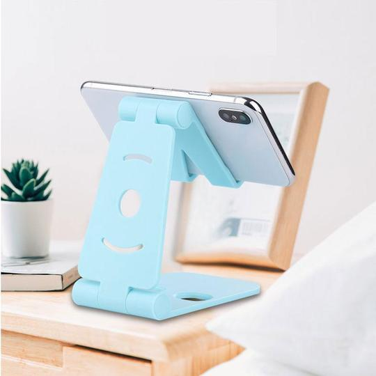 Foldable Swivel Phone Stand OTHER LIFE TOOLS Smart saker Blue