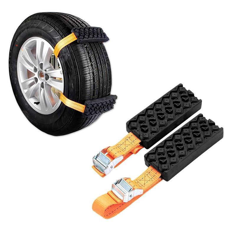 Anti Stuck Car Tire Strap(2Pcs/Set) CAR PRODUCTS AND TOOLS smartsaker