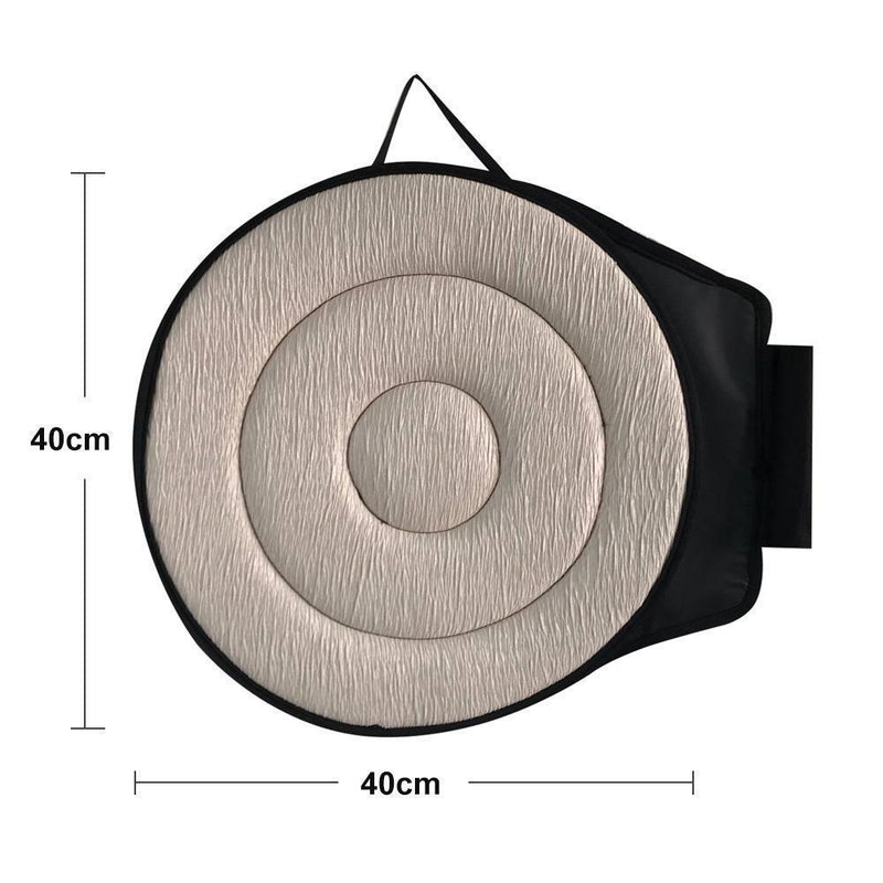 360° Rotating Seat Cushion CAR PRODUCTS AND TOOLS Smart saker