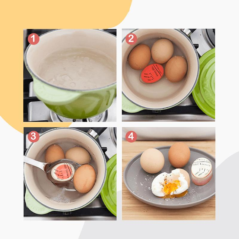 Perfect Egg Timer KITCHEN TOOLS Smart saker