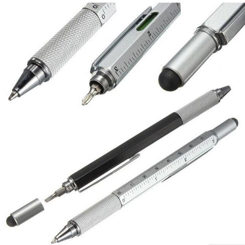 6 in 1 Multi-functional Stylus Pen MULTITOOLS Smart saker