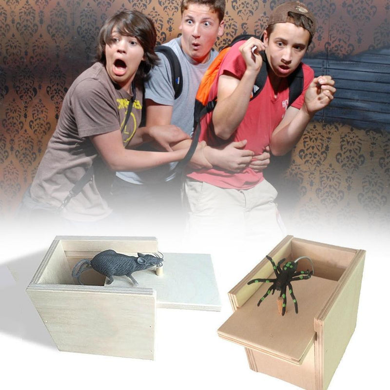 Awesome Scare Box - Hilarious Gag Gift OTHER LIFE TOOLS Smart saker