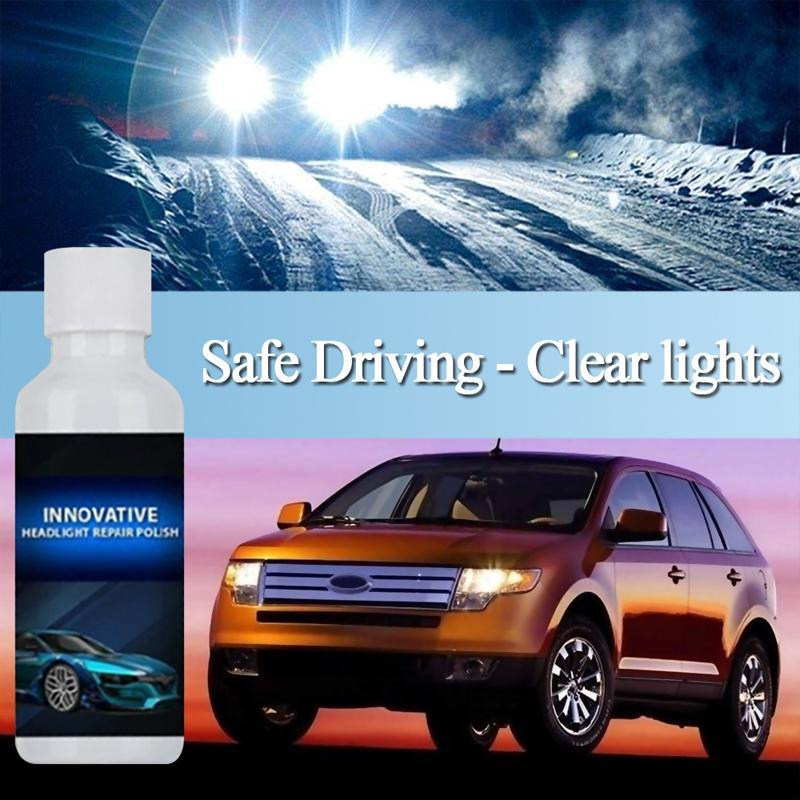 Powerful Advance Headlight Repair Agent CAR PRODUCTS AND TOOLS Smart saker