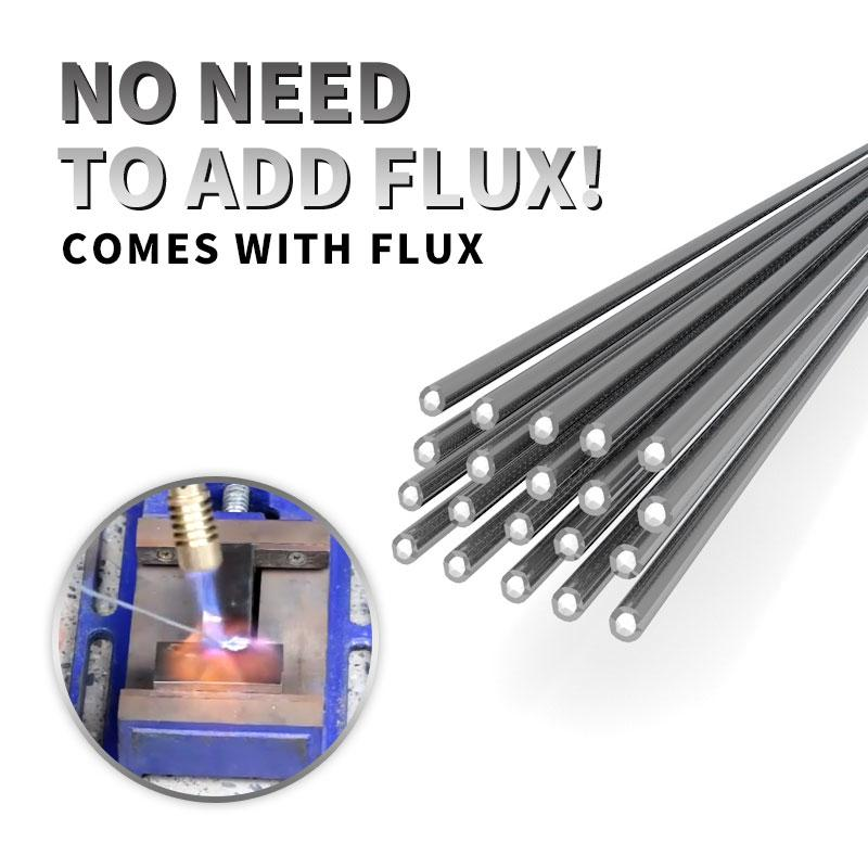 Saker Flux-Cored Welding Rods THE CORDED Smart saker