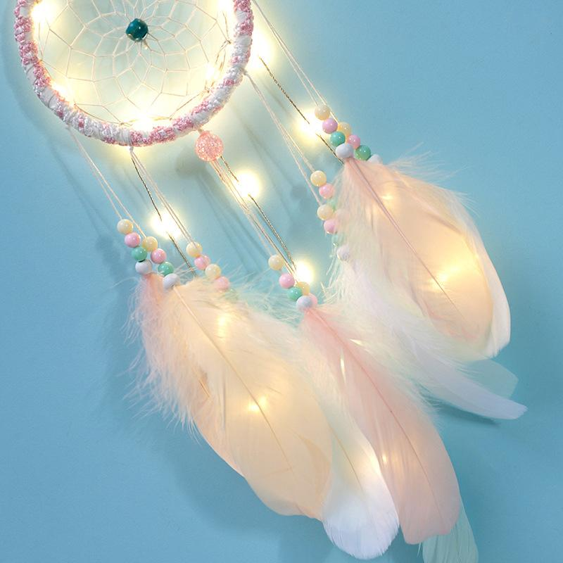 Belle Flower Dream Catcher Lights HOME DECORATIVE LAMPS Smart saker