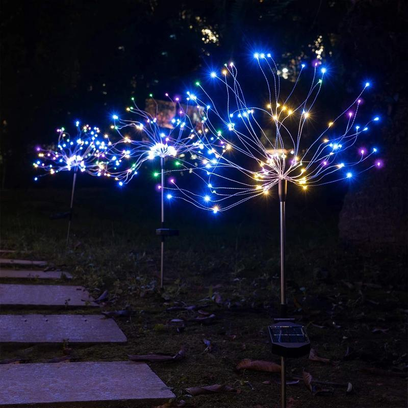 Solar Firework Light OUTDOOR LIGHTS smartsaker