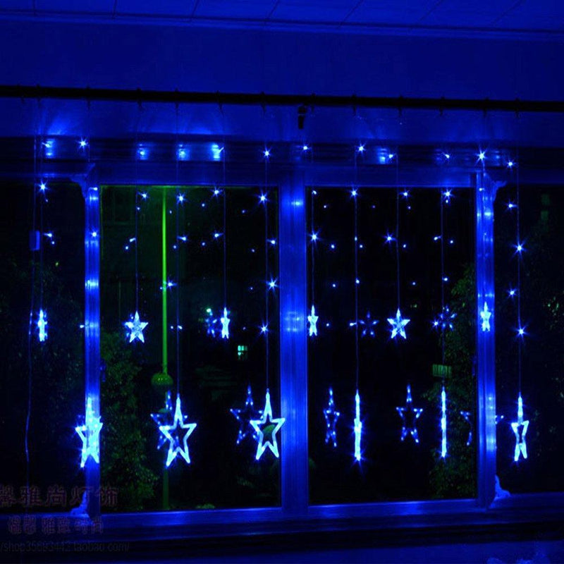 Star String Light HOME DECORATIVE LAMPS smartsaker