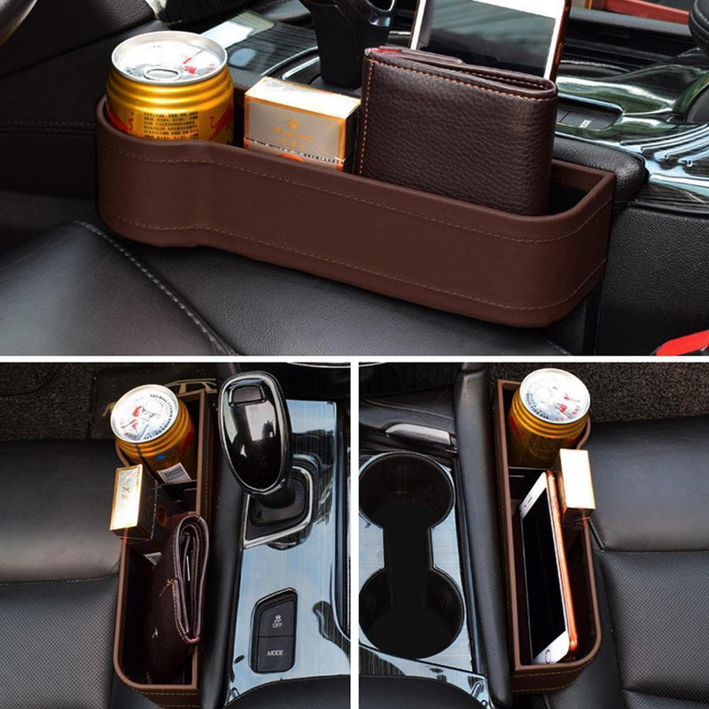 Car Seat Slot Storage Box CAR PRODUCTS AND TOOLS Smart saker