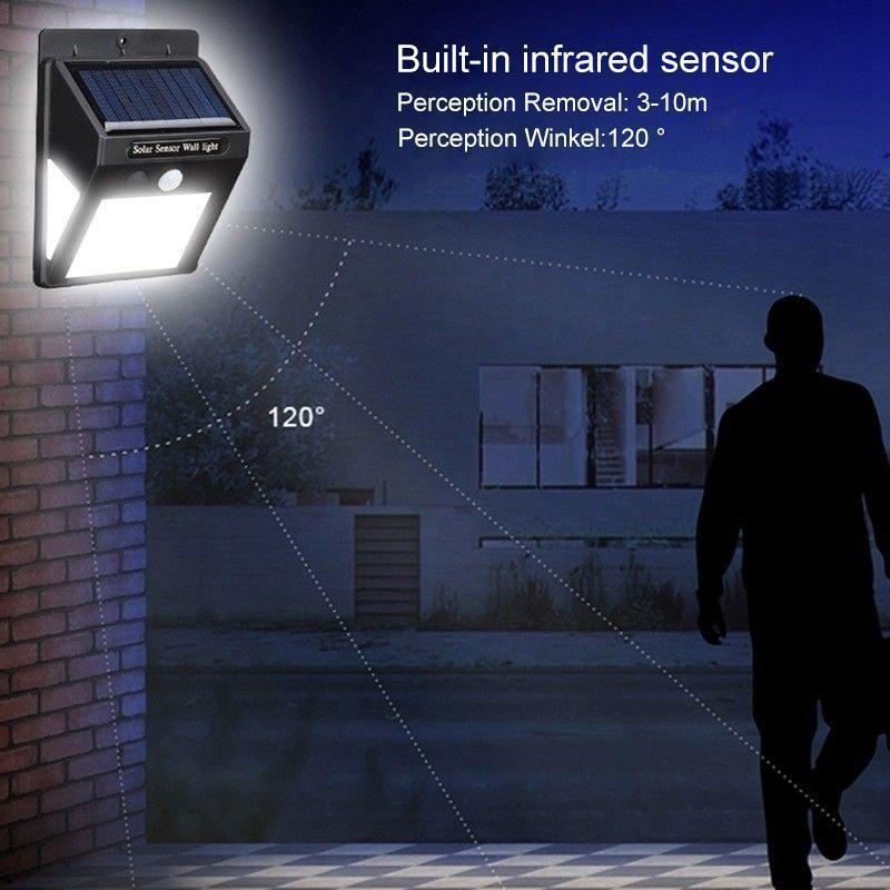 Hirundo 20 LED Solar Lamps Outdoor OUTDOOR LIGHTS smartsaker
