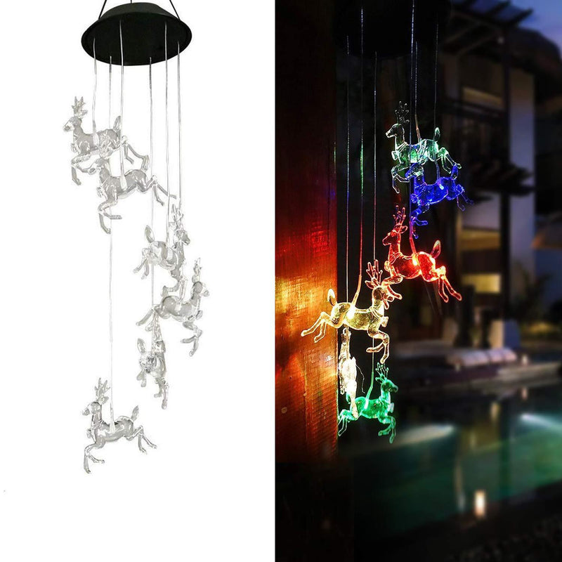 Christmas Deer Solar Light OUTDOOR LIGHTS Smart saker